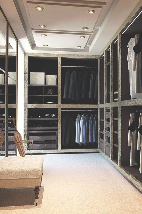 walk in closet dressing room design photo - 9