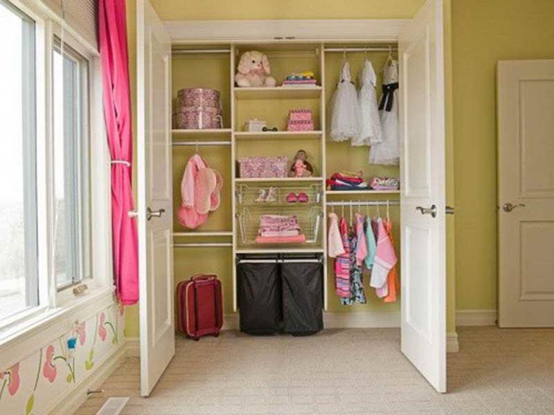 walk in closet ideas for kids photo - 5