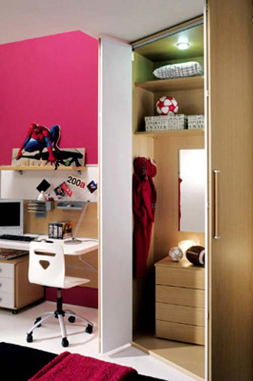 walk in closet ideas for kids photo - 6