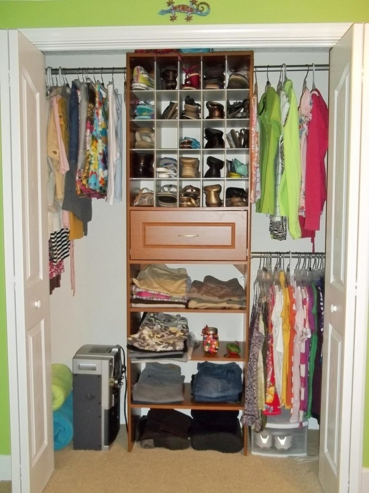 walk in closet ideas for kids photo - 7