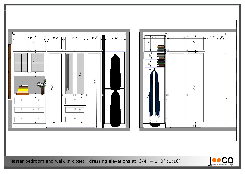 Gentil Walk In Closet Layout Plans Photo   3