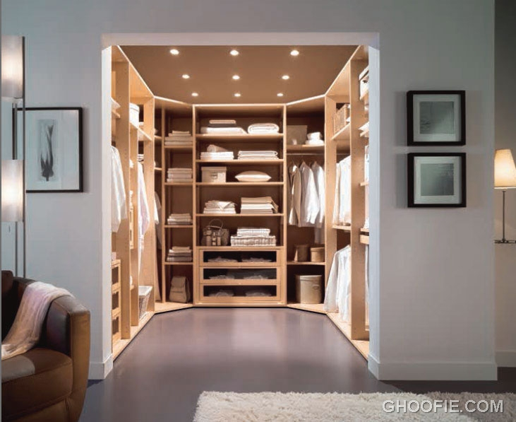 walk in closet luxury design photo - 8