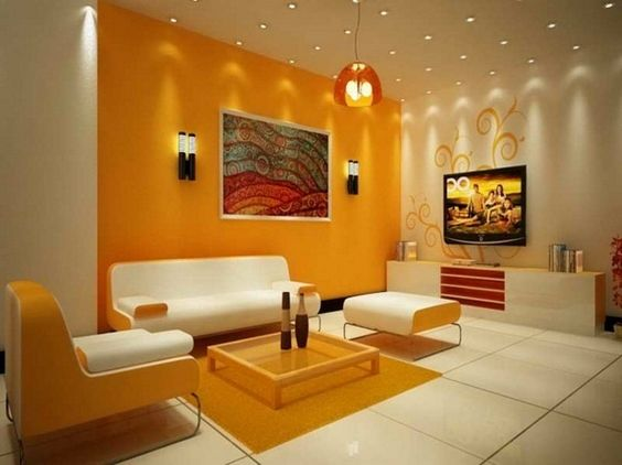 wall colour combination images photo - 9