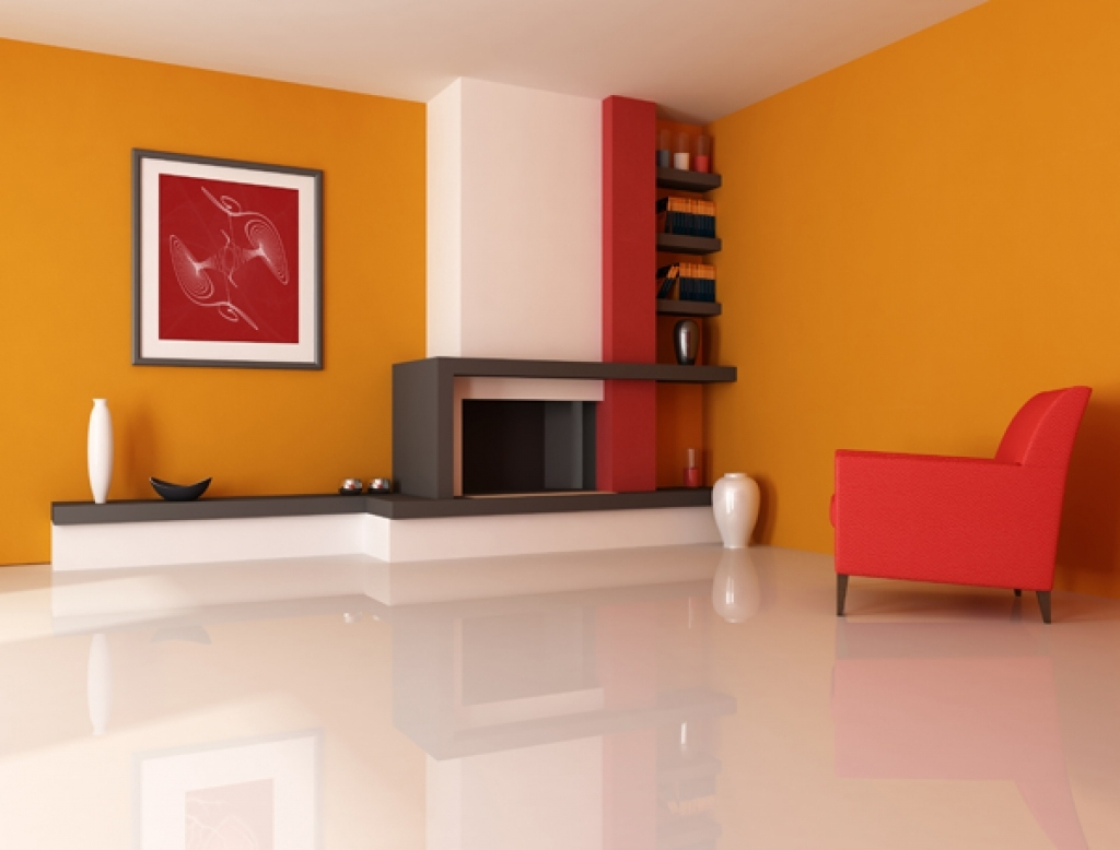 wall colour shades asian paints photo - 1