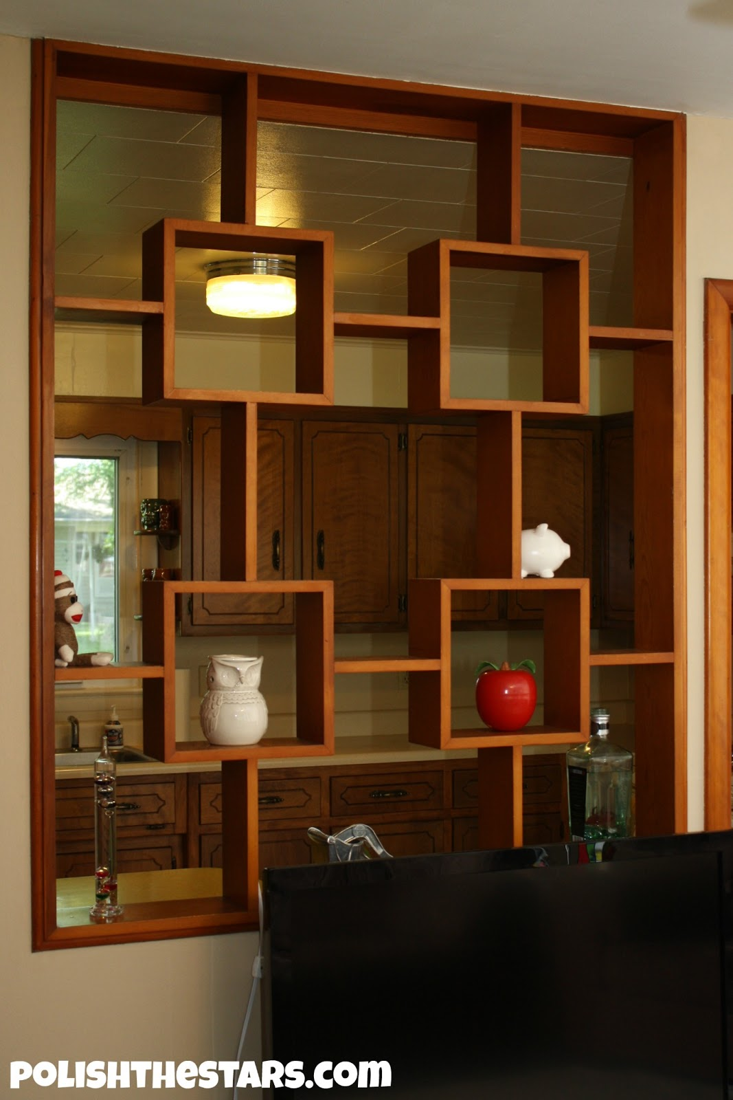 wall dividers design photo - 1
