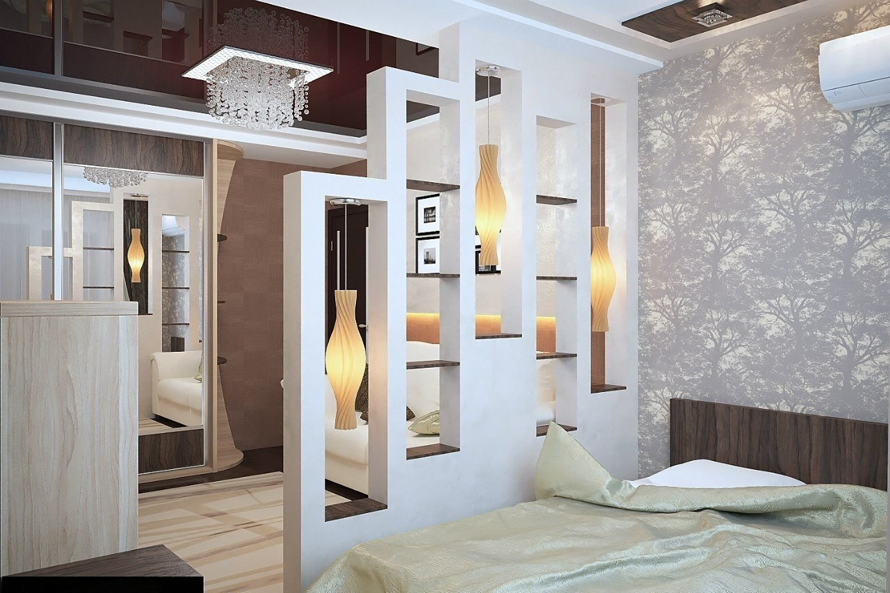 wall dividers design photo - 2