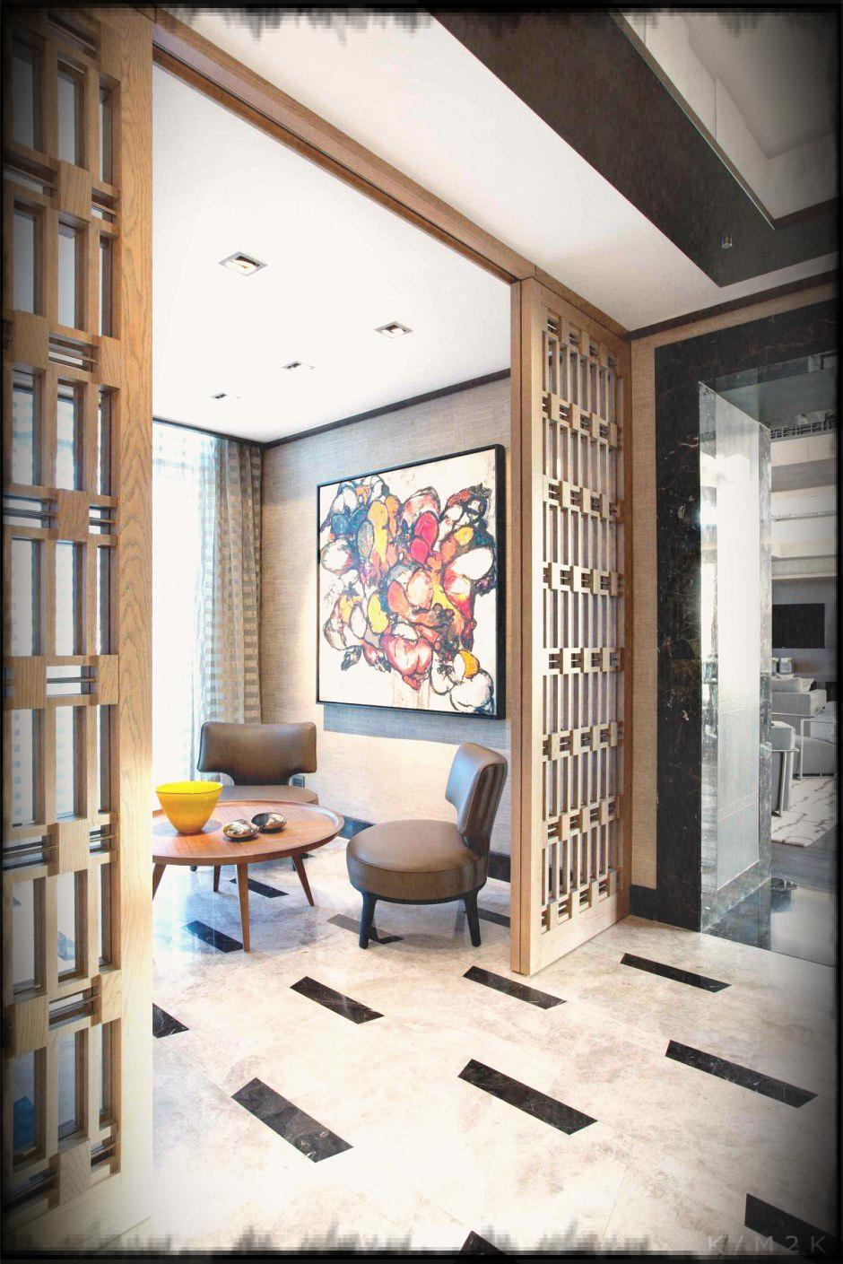 wall dividers design photo - 8