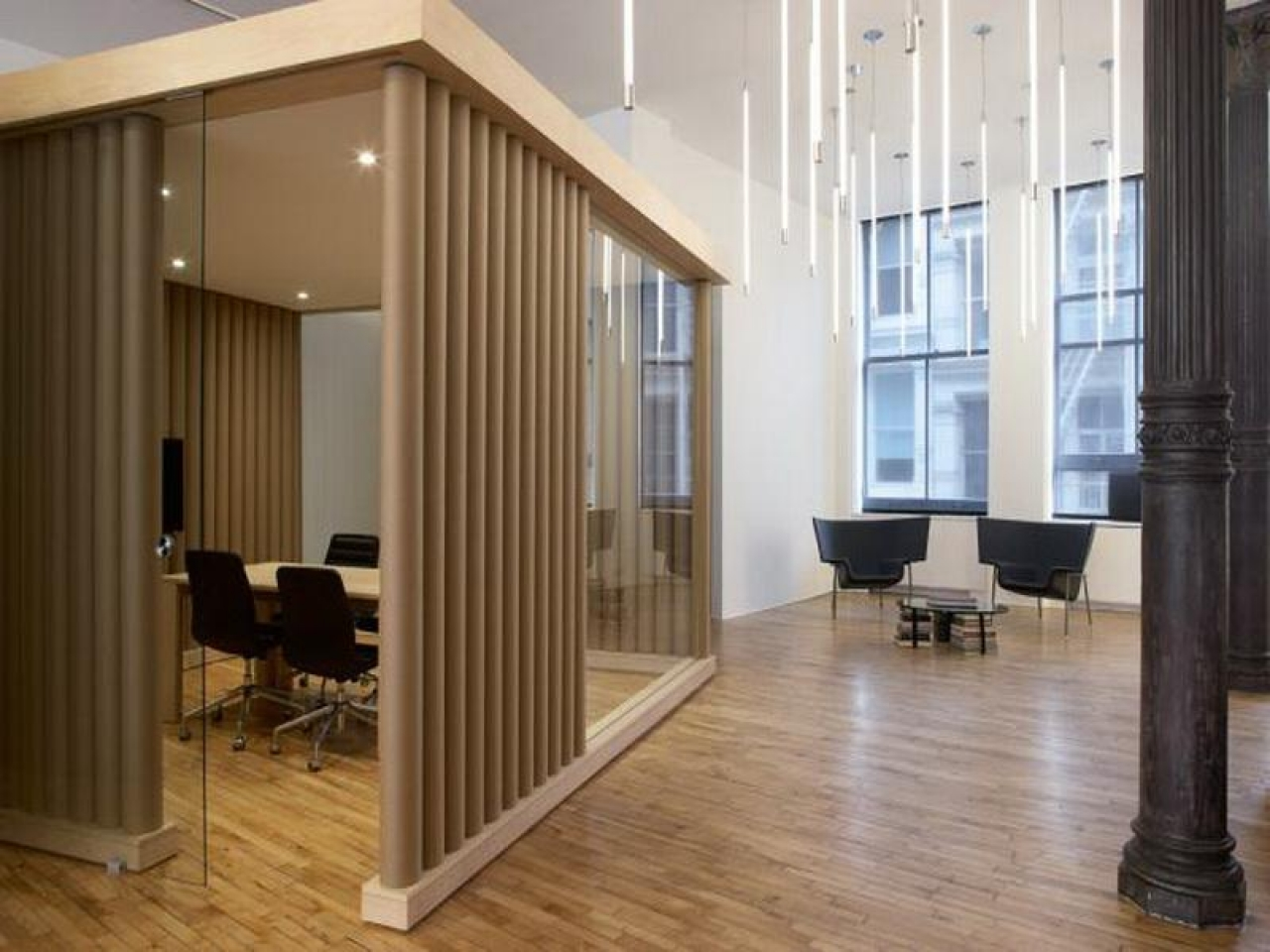 wall dividers design photo - 9
