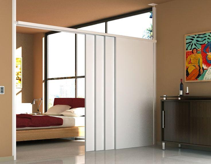 wall dividers doors photo - 2