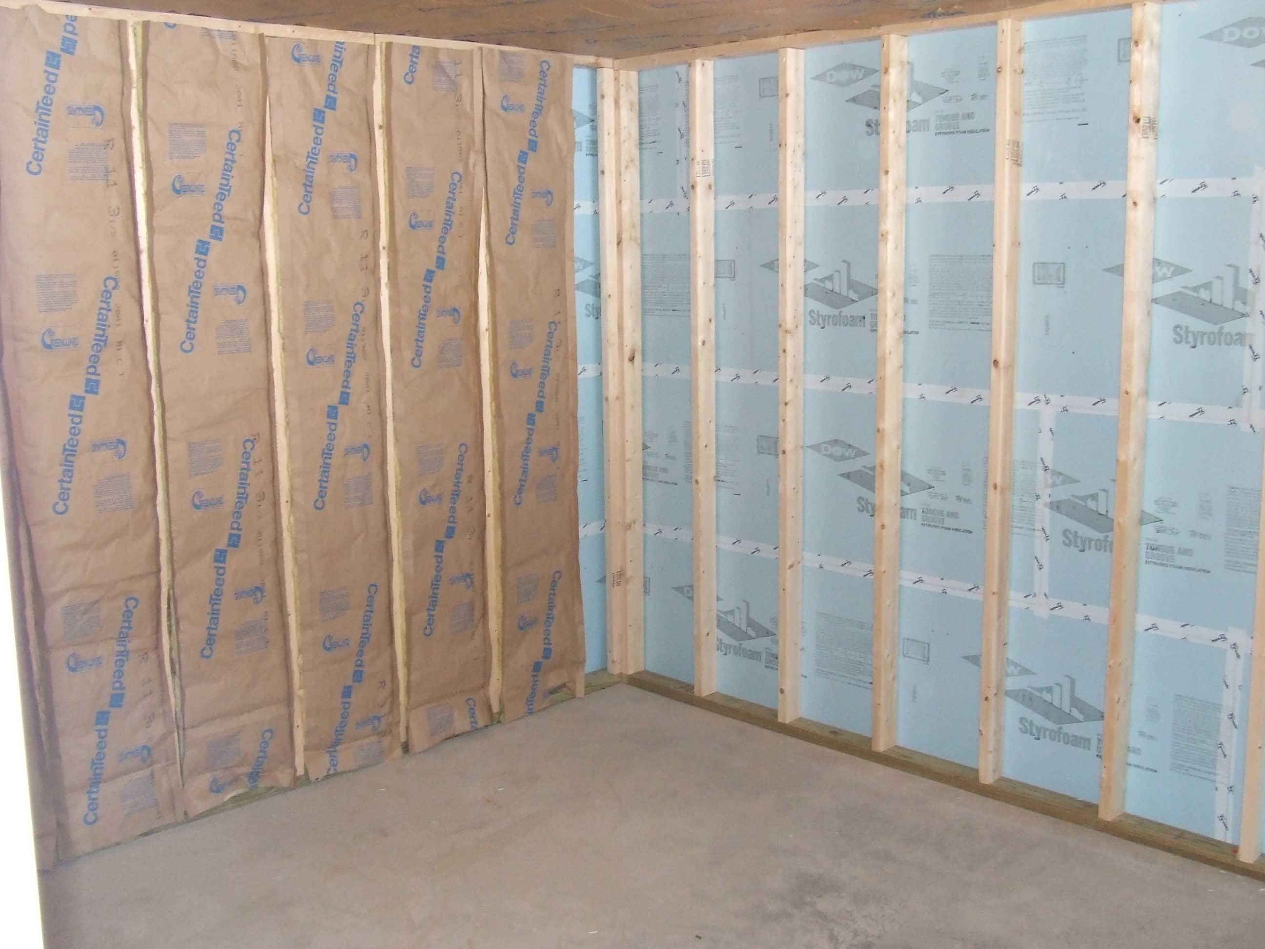 wall dividers for basements photo - 3