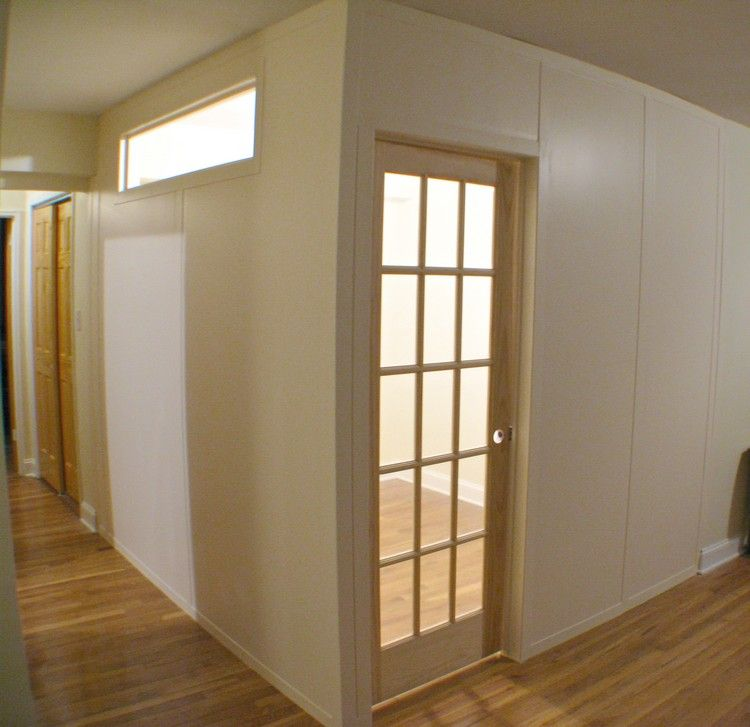 wall dividers for basements photo - 4