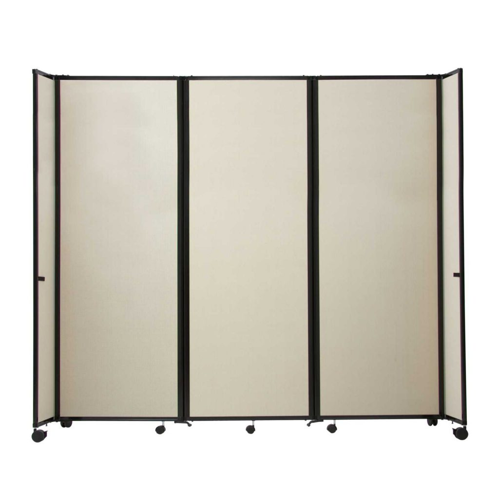 Wall Dividers On Wheels Photo 1