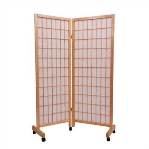 wall dividers on wheels photo - 2