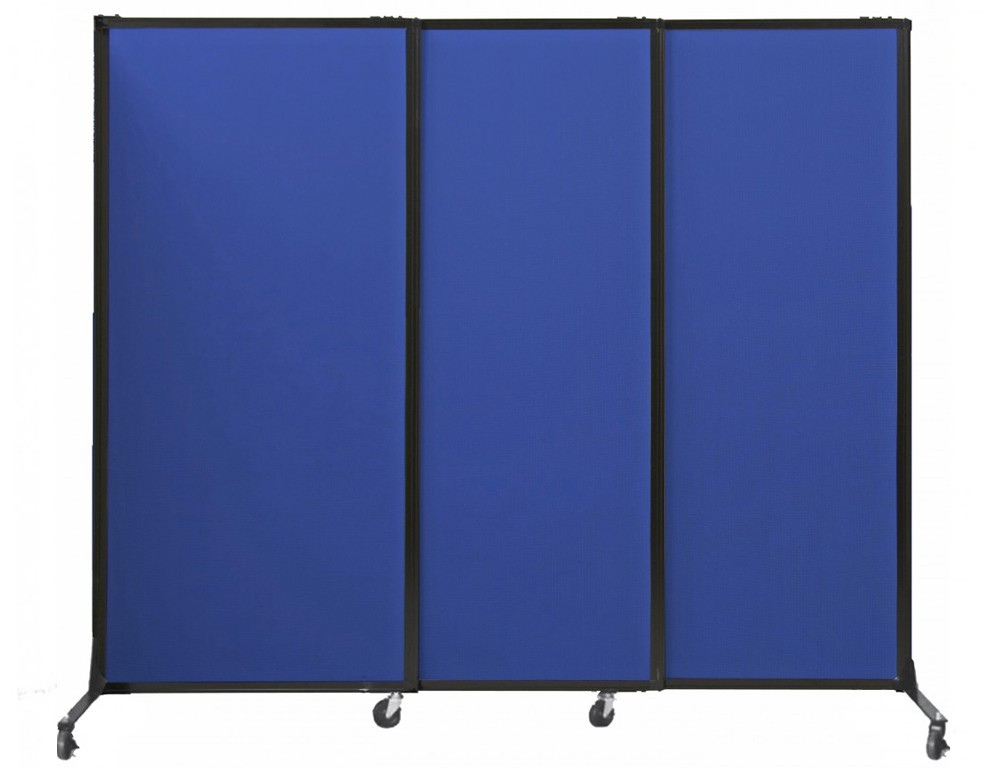 wall dividers on wheels photo - 7