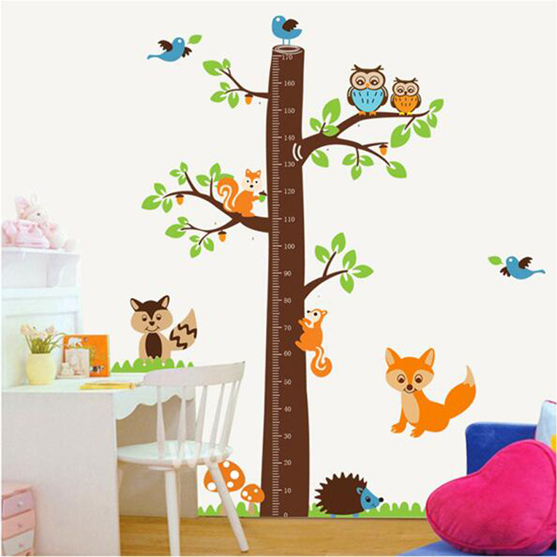 wall flower stickers for kids photo - 8