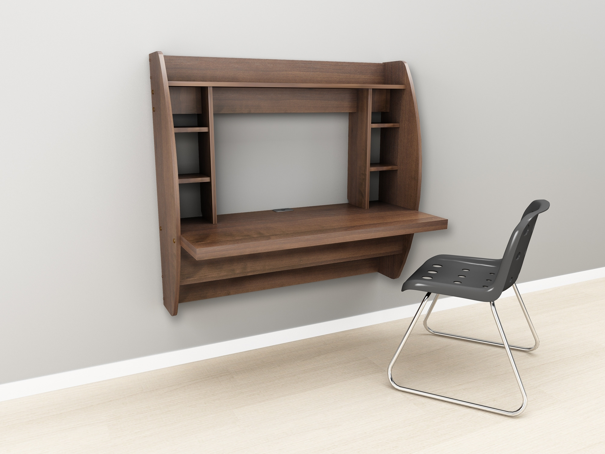 wall mounted art desk photo - 6