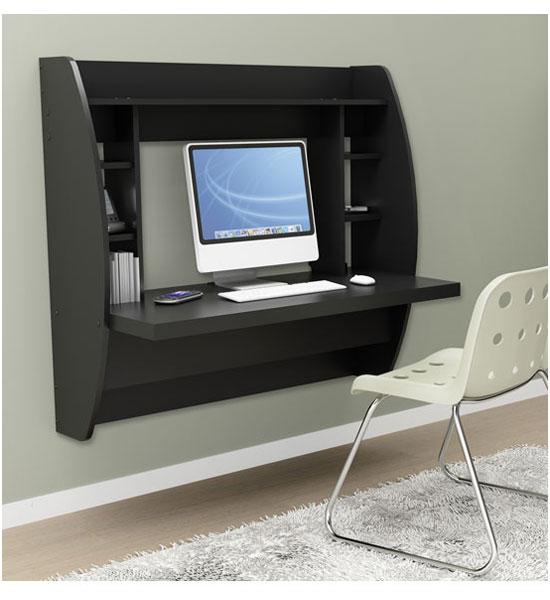wall mounted desk photo - 10