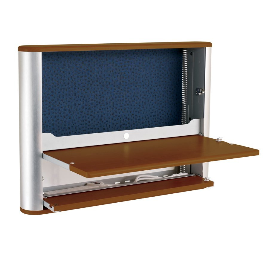 wall mounted desk photo - 2