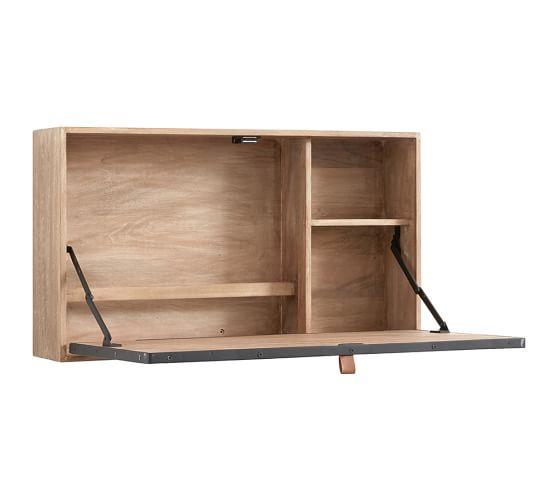 wall mounted desk photo - 9