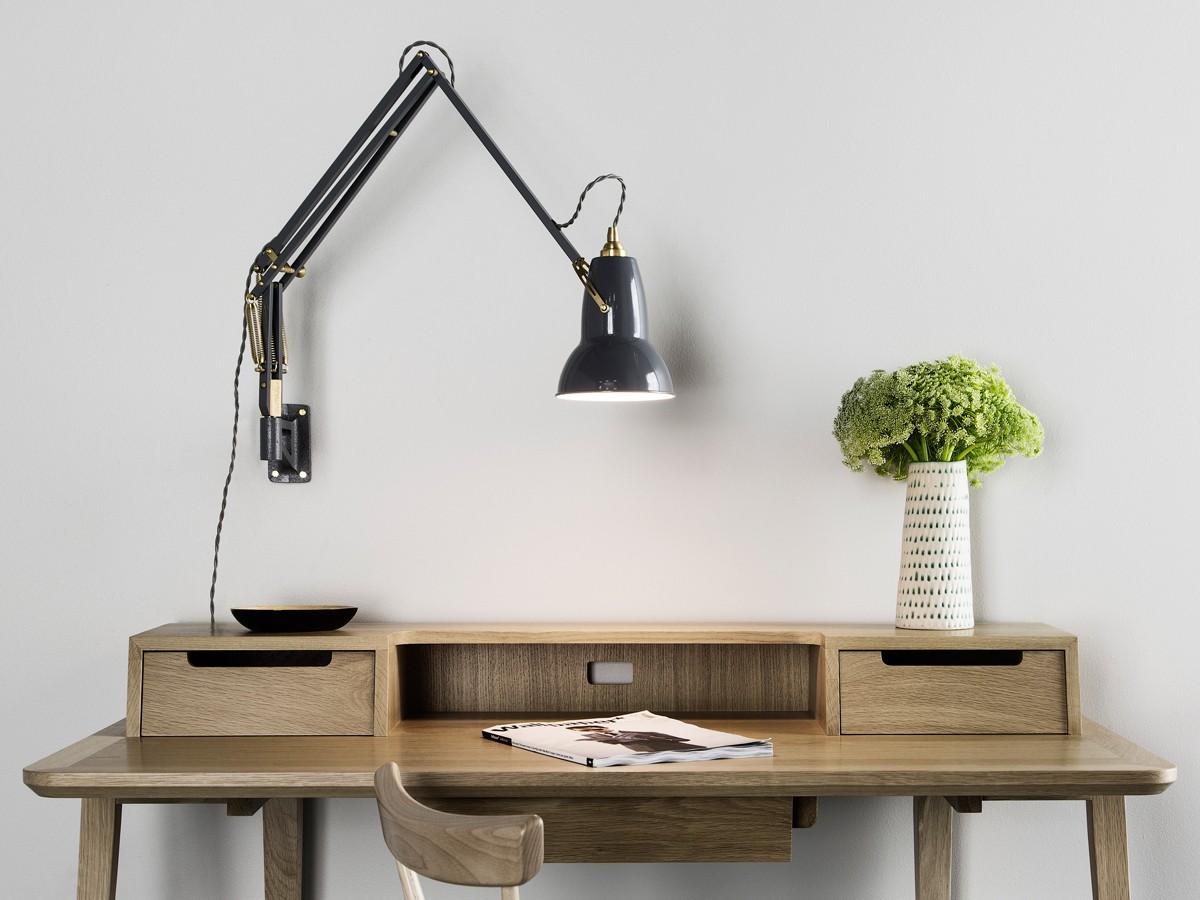 Wall Mounted Desk Lamp Photo 1