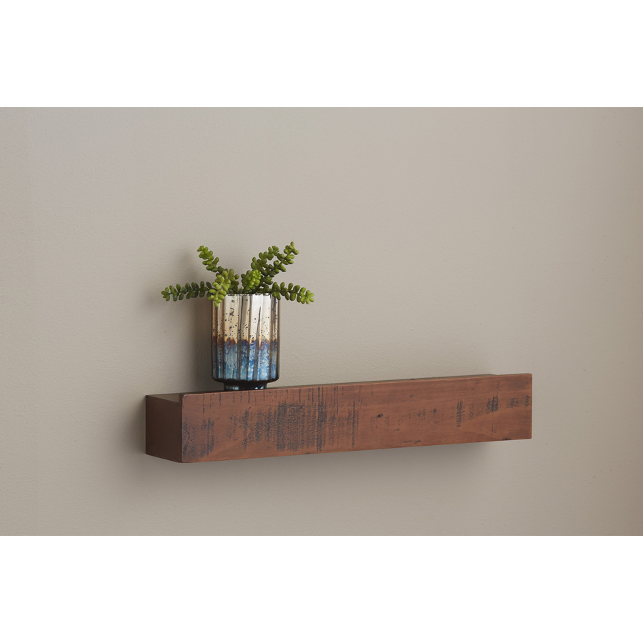 wall mounted picture shelves photo - 5