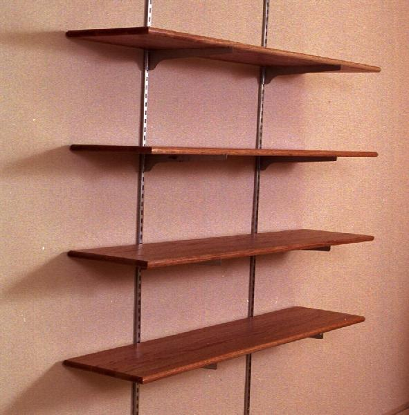 wall mounted picture shelves photo - 7