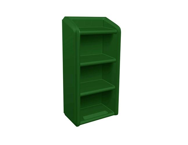 wall mounted plastic shelves photo - 10
