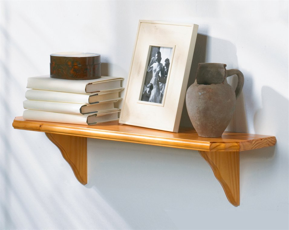 wall mounted shelf kit photo - 1