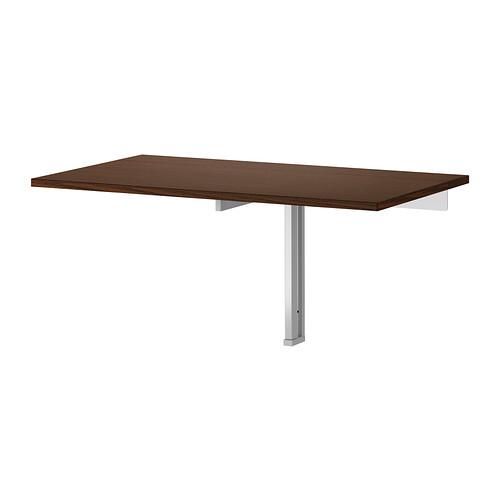 wall mounted shelf table photo - 7
