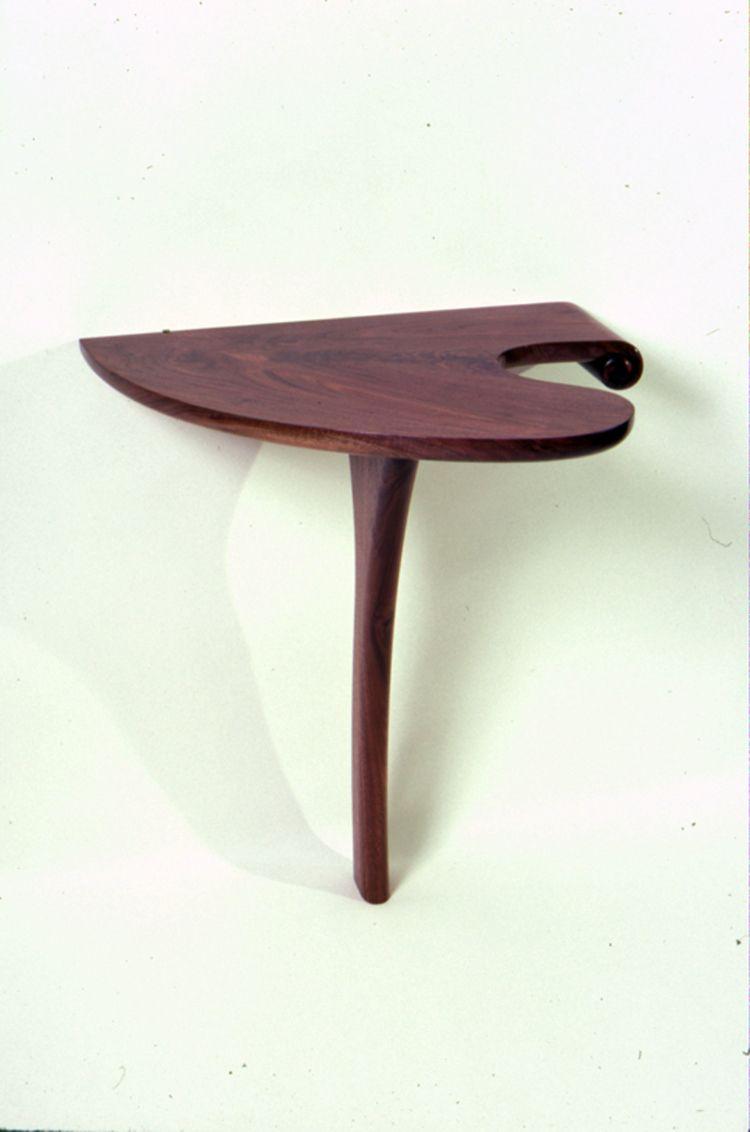 wall mounted shelf table photo - 8