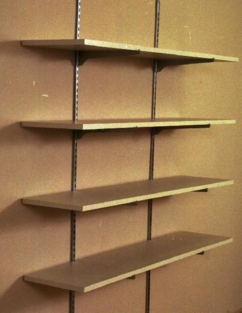 wall mounted shelves diy photo - 3