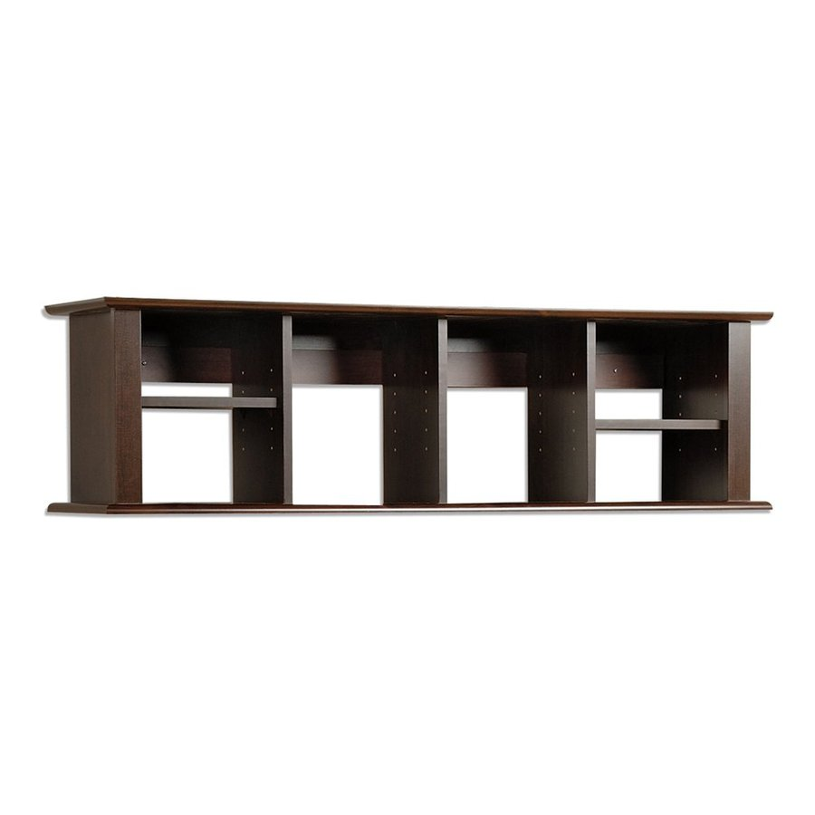 wall mounted shelves lowes photo - 4