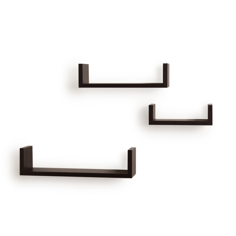 wall mounted shelves lowes photo - 9