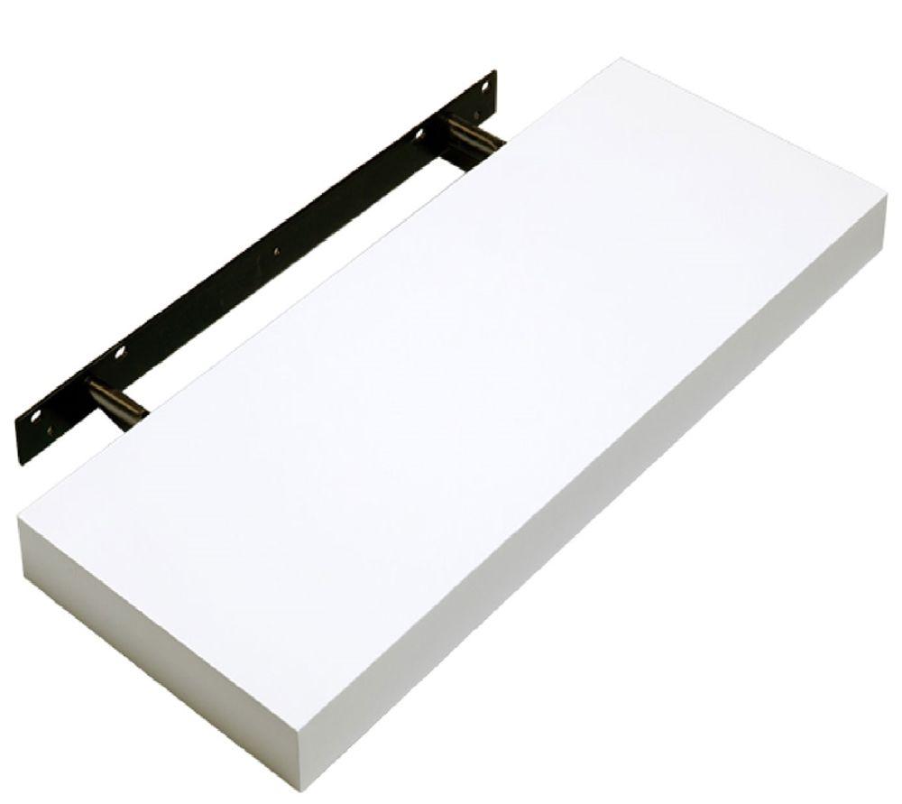 wall mounted shelving kits photo - 2