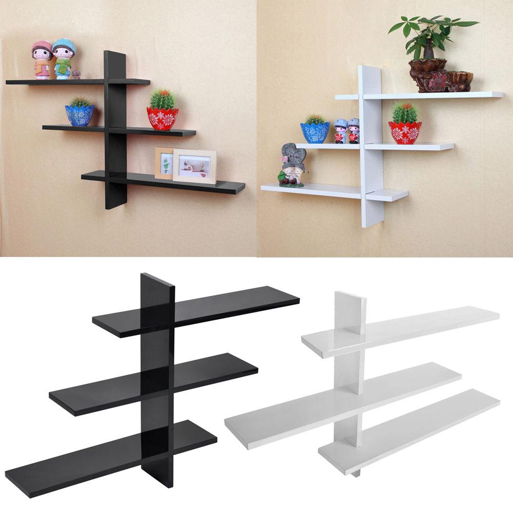 wall mounted shelving kits photo - 3