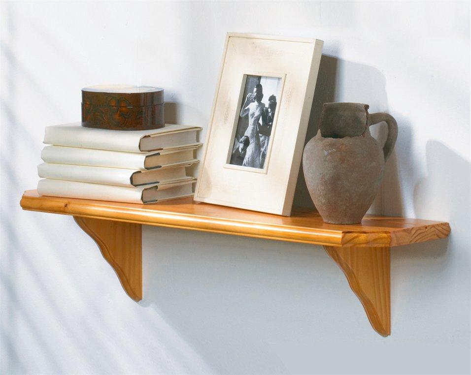 wall mounted shelving kits photo - 7