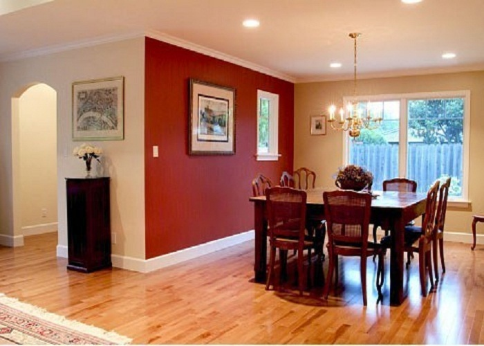wall paint colors for dining rooms photo - 6