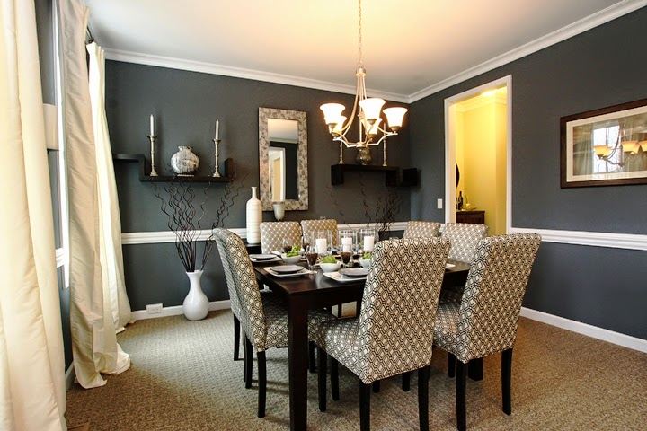 wall paint colors for dining rooms photo - 9