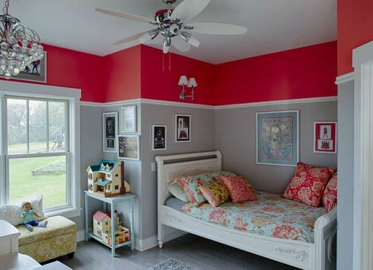 wall paint colors for kids room photo - 2