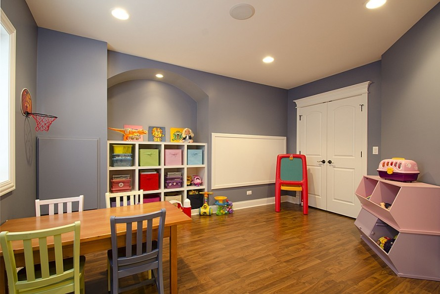 wall paint colors for kids room photo - 4