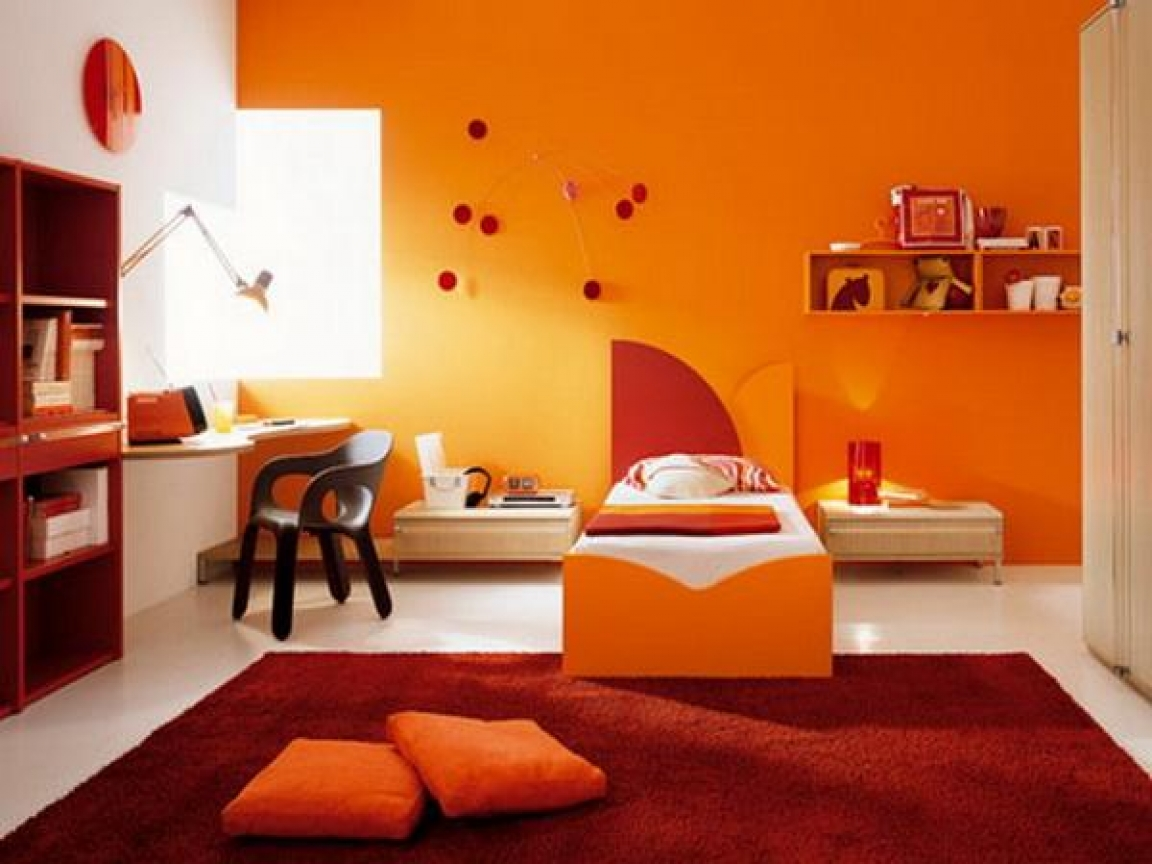 wall paint colors for kids room photo - 6