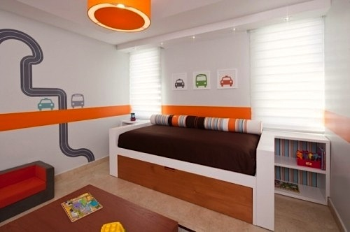 wall paint colors for kids room photo - 8