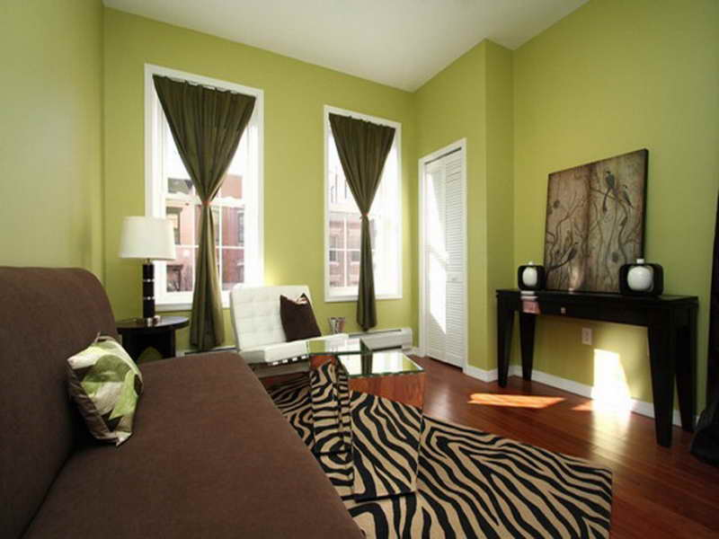 wall paint colors green photo - 7