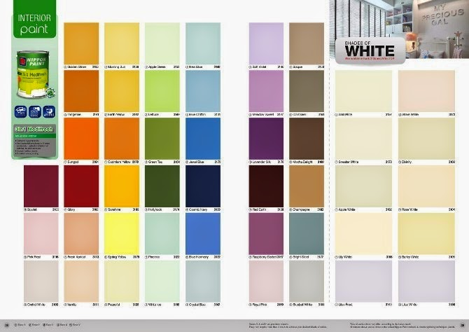 wall paint colors meaning photo - 6