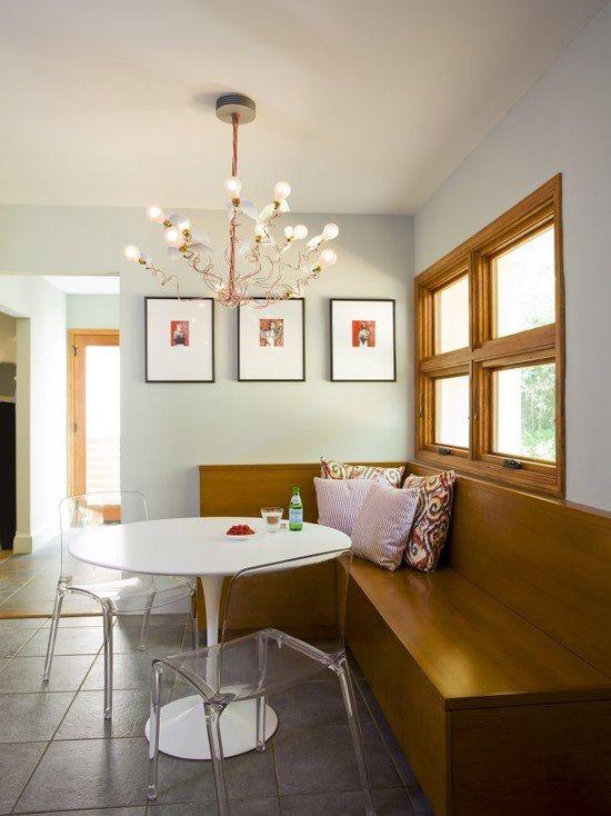 wall paint colors with oak trim photo - 8