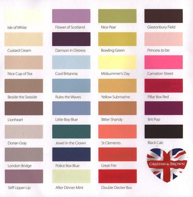 Style Of Paint Colors Names List Color Ideas Trending - Latest paint names Photo