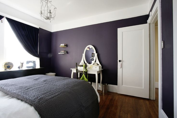 wall paint dark colors photo - 2