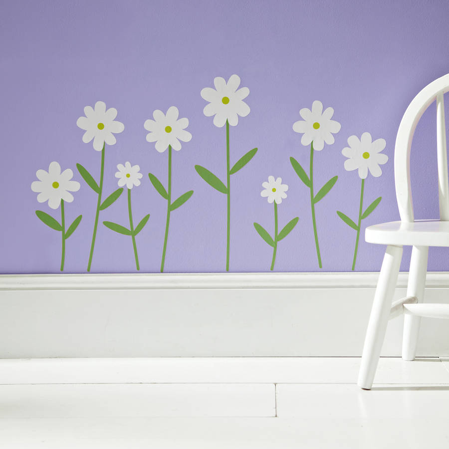 wall stickers flowers photo - 3