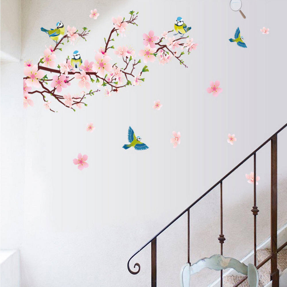 wall stickers flowers kids photo - 3