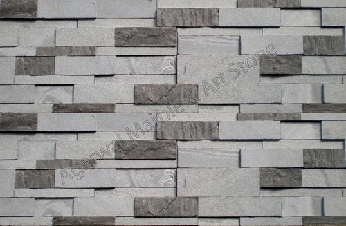 wall tiles design for exterior photo - 9